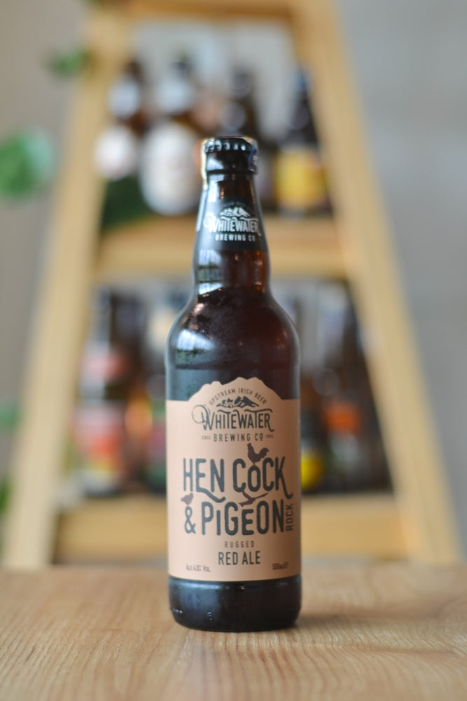 Whitewater Hen, Cock & Pigeon Rock (500ml)
