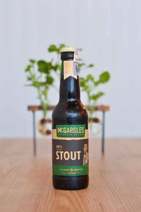 The Rye River McGargles Uncle Jim's Stout (330ml)