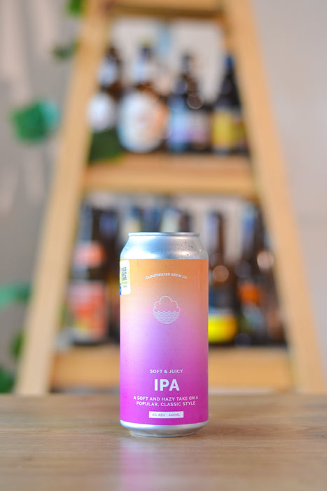 Cloudwater Soft & Juicy IPA (440ml)