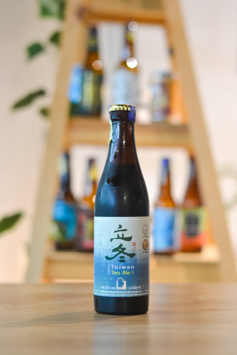 Taiwan Head Taiwan Tea Ale 3 (Iron Goddess) 立冬 (330ml)