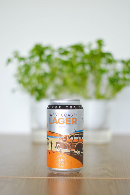 Beerfarm West Coast Lager (375ml)