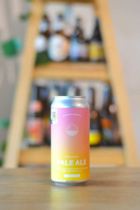 Cloudwater Soft & Hazy Pale Ale (440ml)