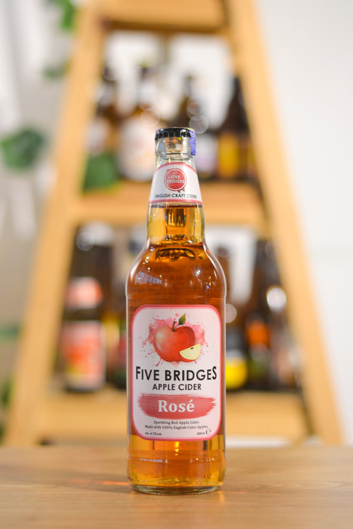 Five Bridges Rose (500ml)