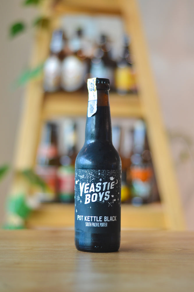 Yeastie Boys Pot Kettle Black (330ml)