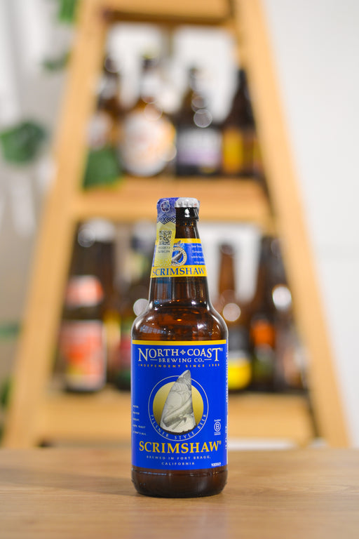 North Coast Scrimshaw Pilsner (355ml)