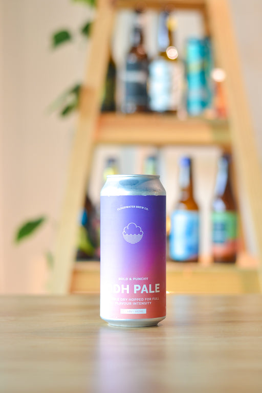 Cloudwater Bold & Punchy DDH Pale (440ml)