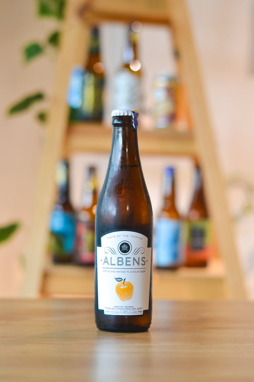 Albens Apple & Mango Cider (330ml)