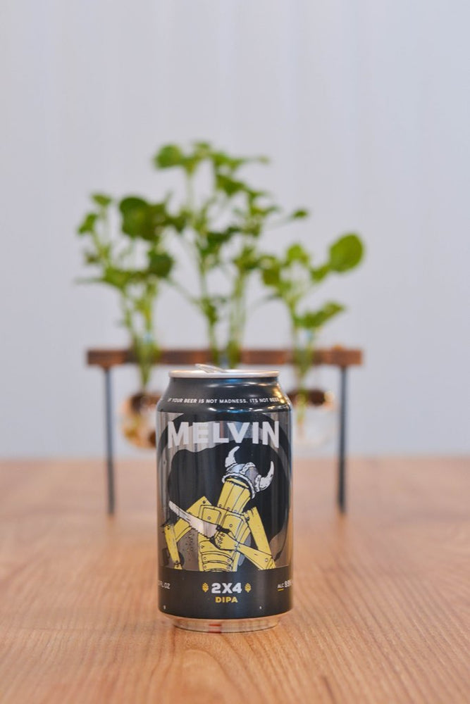 Melvin Brewing 2 X 4 Double IPA