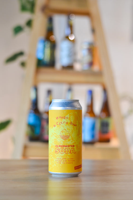 Cloudwater Mango & Citra Sour Soda (440ml)