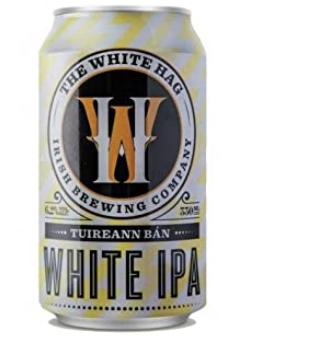 The White Hag Tuireann Bán White IPA