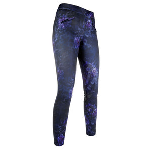 HKM Riding leggings -Moena- silicone knee patch