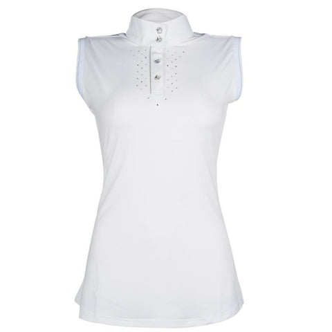 HKM Competition shirt -Venezia sleeveless