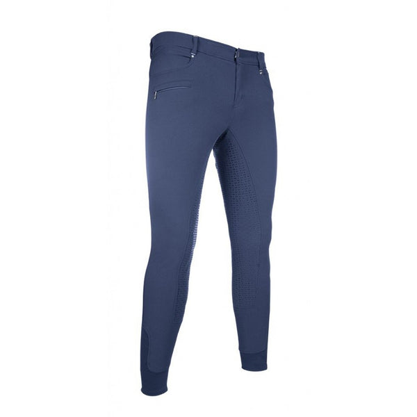 HKM Men's riding breeches -San Lorenzo- s. full seat