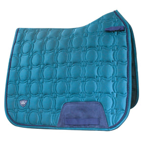 Woof Wear Saddle Pad Ocean