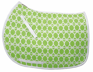 Equine Couture Cory Cool-Rider Bamboo AP Saddle Pad