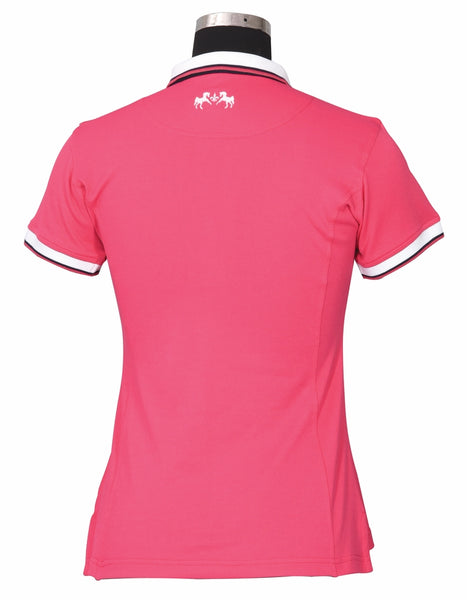 Equine Couture Ladies Kirsten Short Sleeve Polo
