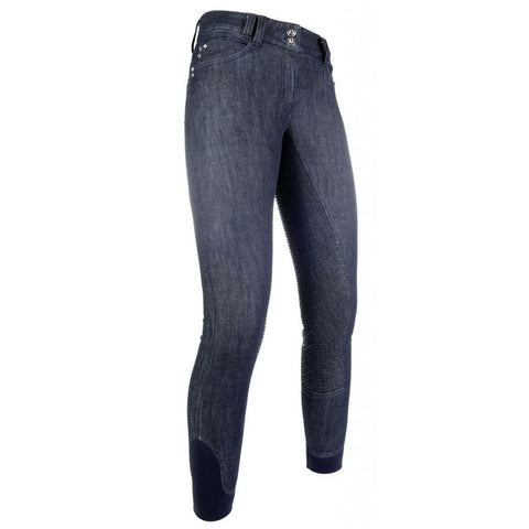 HKM Riding breeches -Miss Blink Easy- s. full seat