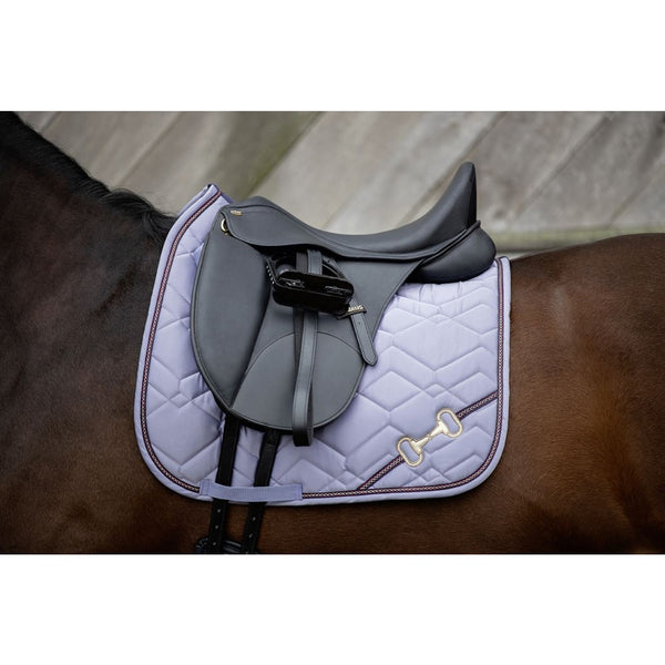 HKM Saddle cloth -Morello Bit-