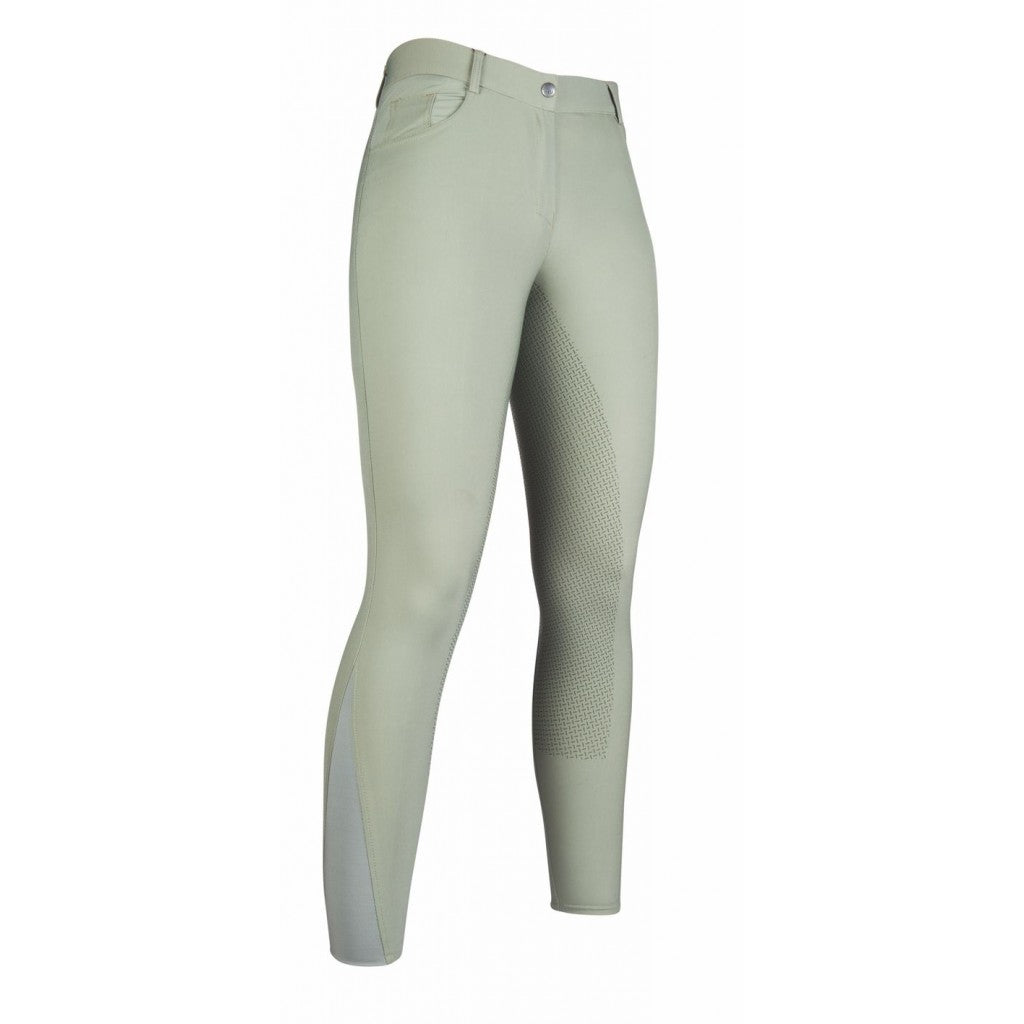HKM Riding breeches -Sunshine- silicone full seat