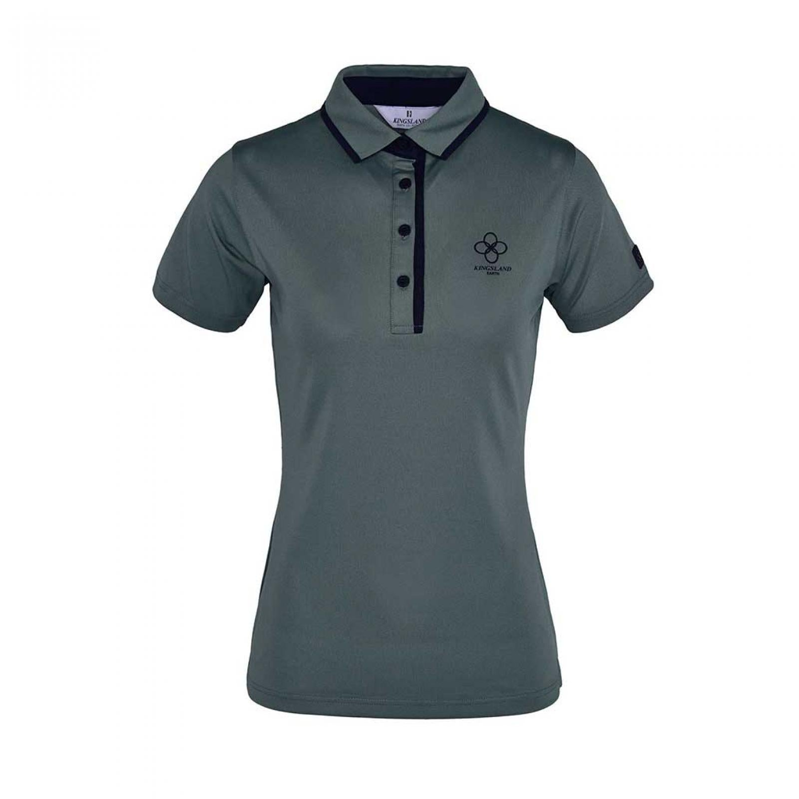 KLstar Ladies Recycled Pique Shirt