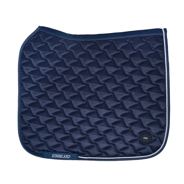 Kingsland Emory Saddle Pad - Dressage