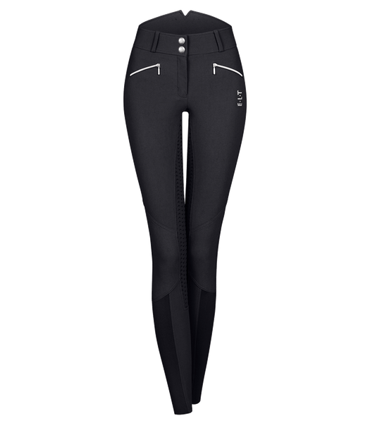 Black Hella Breeches Front view