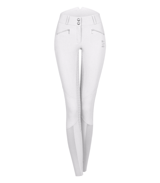White Hella Breeches Front view