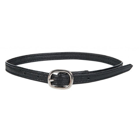 HKM Leather spur straps -Soft
