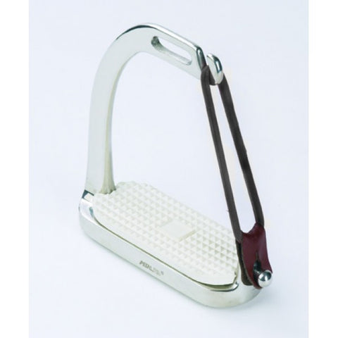 Centaur® Stainless steel Fillis Peacock Stirrups
