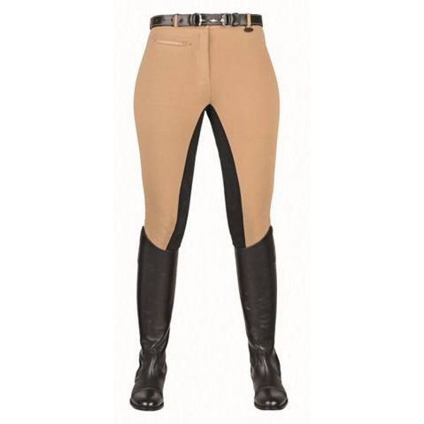 HKM Riding breeches -Stretchy- 3/4 seat