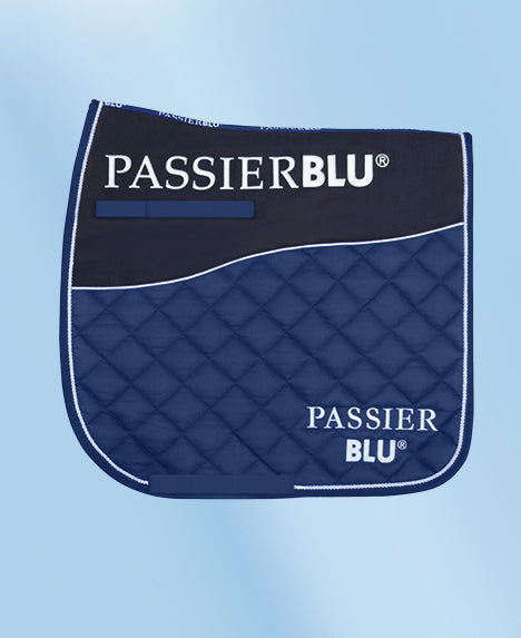 PASSIERBLU  Dressage Saddle Cloth