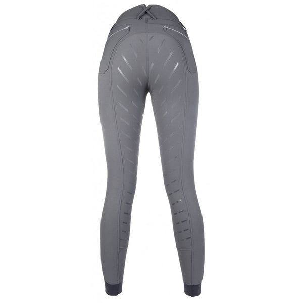 HKM Riding breeches -Rimini EVA Piping- silic.fullseat