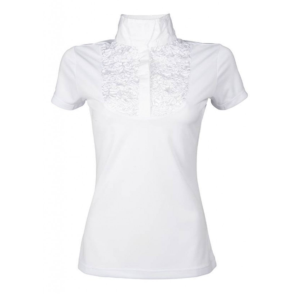 HKM Competition shirt -Siena Ruffle