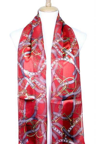 AWST Equi-ternatives English Scarf