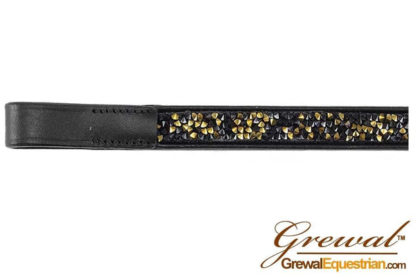 Grewal Midnight Bedazzled Browband