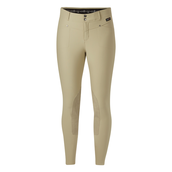 Kerrits Cross-Over Breech Riding Kneepatch