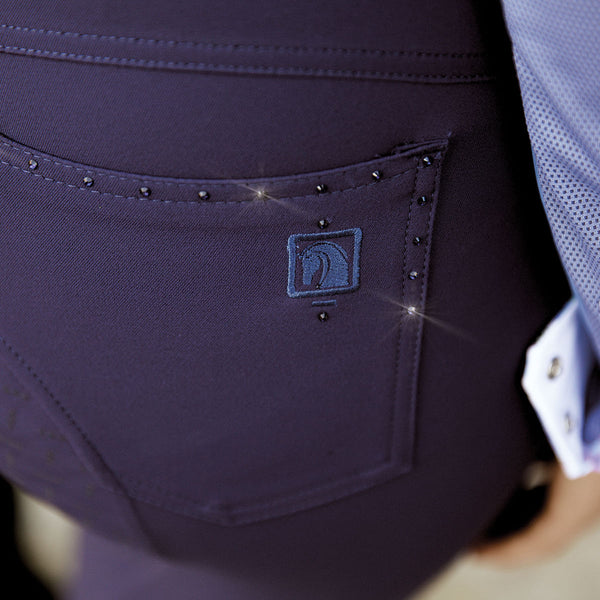 Romfh® Sarafina Bling Full Grip Breeches