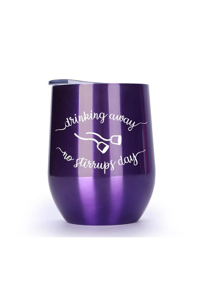 Spiced - No Stirrups Insulated Wine Cup