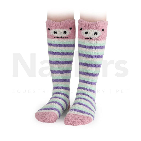 Shires Fluffy Socks - Childs