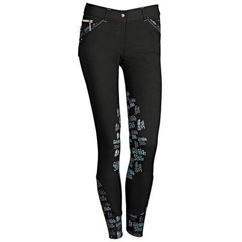 HH Equestrian Society Silicon Breeches