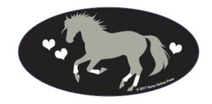 Horse Hollow Press Laptop Stickers - Various, Assorted Styles