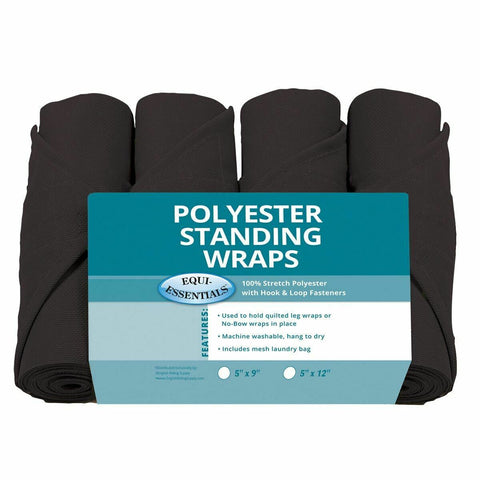 Equi-Essentials Standing Wrap Bandages - 12'