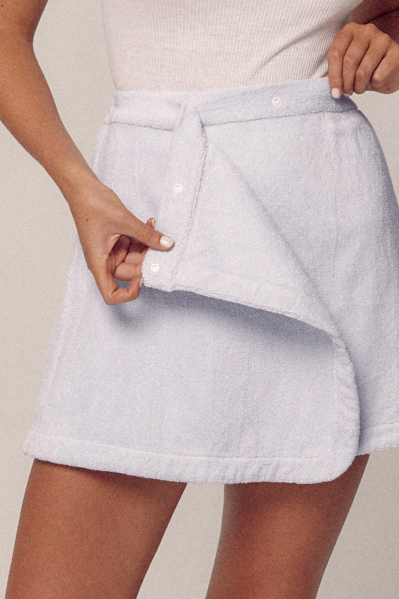 DOLCE SKIRT - BLUE