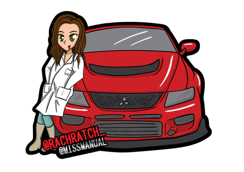 MM Legend - rachratch_ Stickers