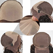 Fake Scalp Lace Front Hair