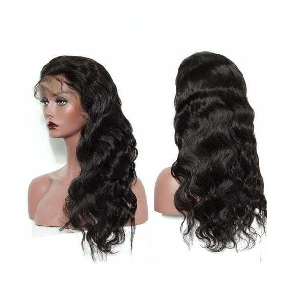13x6 Lace Front Pre-Plucked Body Wave Wigs for black women