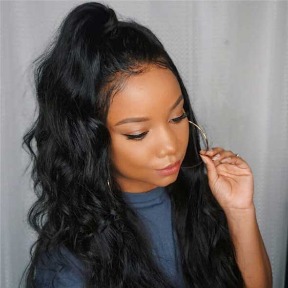 Affordhair 250% Density Wig for Black Woman