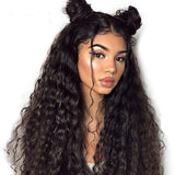 250% Density Fake Scalp 13x6 Loose Wave Lace Front Undetectable Lace Wig