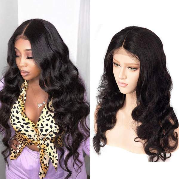 360 Lace Pre Plucked Body Wave Wigs-Affordhair