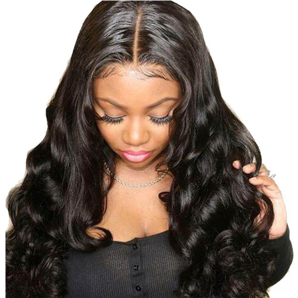 Fake Scalp 13x6 Lace Front Pre-plucked Wigs